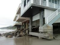 The Narrowing of Broad Beach: Stairway to Nowhere