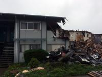 Landslide Fears Force Teardown of Pacifica Apartment Buildings